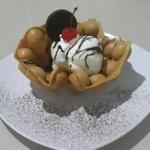 Bahan Egg Waffle atau Hong Kong Waffle 1 Kg