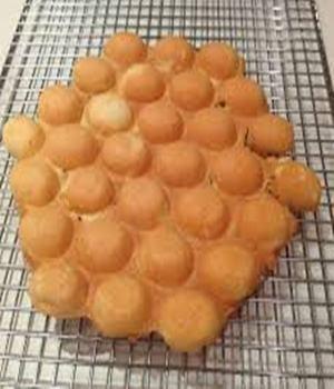Gambar eggetes waffle