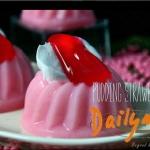 Bahan Puding Strawberry Berkualitas Kemasan 1 Kg