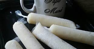 Bahan Es Blend untuk Es Loly Rasa Durian
