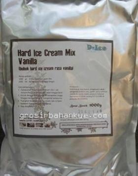 Bahan Es Krim Vanilla Murah Kemasan 1 kg