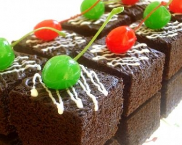 kue brownies
